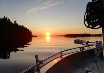 Kinkamon Aalto tarjoaa kalastusretkiä Unnukalla yhteistyössä Kalamanian kanssa